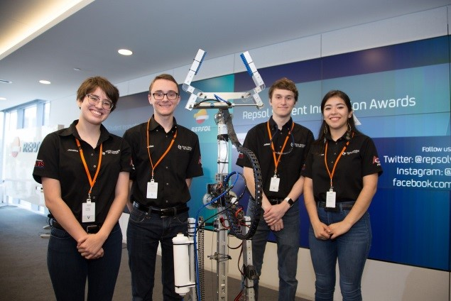 Second Repsol Annual Student Innovation Awards